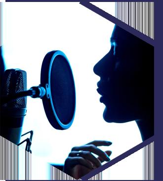 Agence de casting voix multilingue